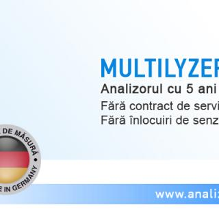 Afriso MULTILYZER STx
