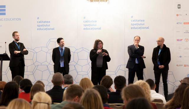 Building Education Bucharest International Forum 2017