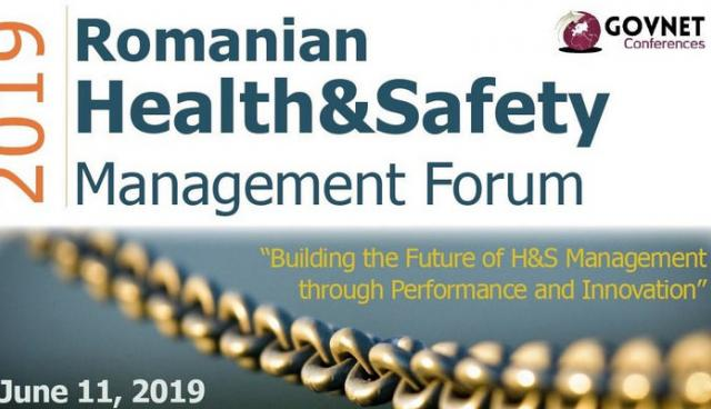 Romanian HSE Management Conference 2019