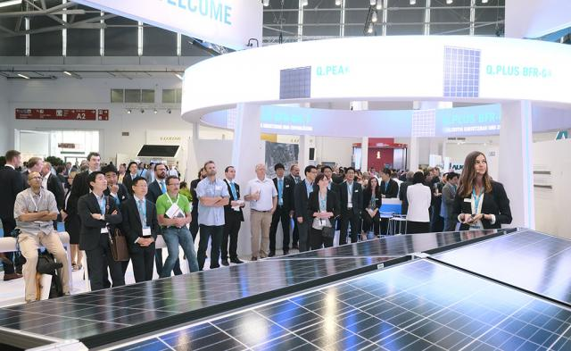 Intersolar Europe 2017