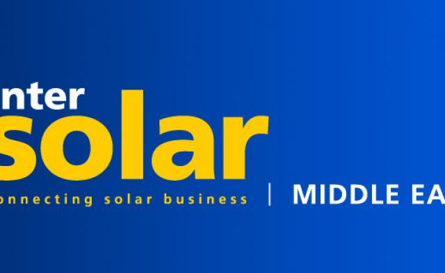 Intersolar Middle East 2017