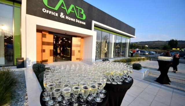 inaugurarea CAAB Home&Office Design