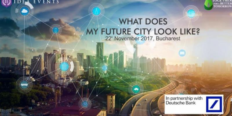 conferinta What does my future city look like? 2017
