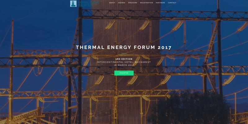 Thermal Energy Forum 2017