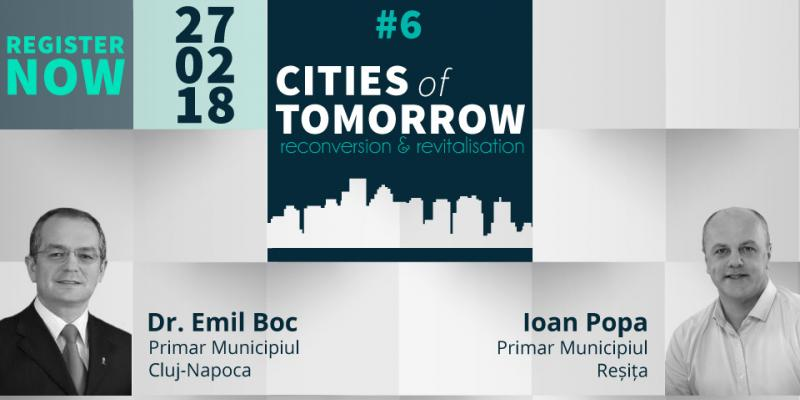 Cities of Tomorrow #6