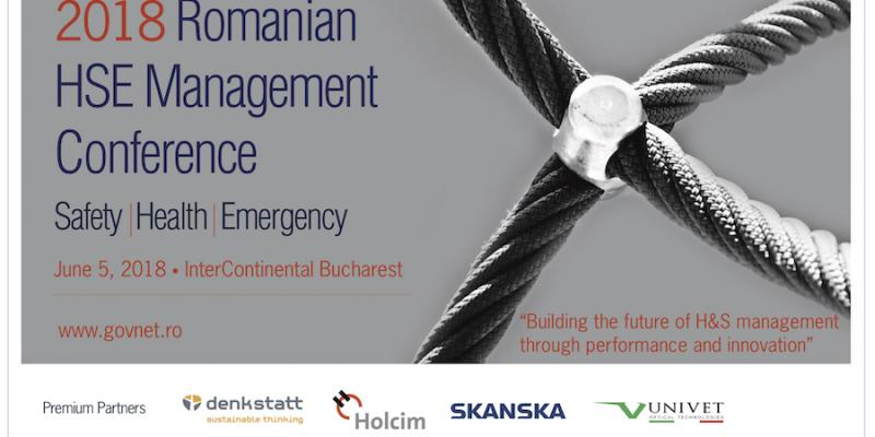 2018 Romanian HSE Management Conference