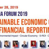 Romania Forum 2019 – Sustainable Economic Growth Trough Non-Financial Reporting
