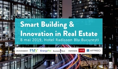Smart Building & Innovation In Real Estate 2019