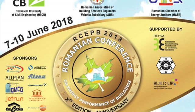 Conferinta Internationala RCEPB 2018