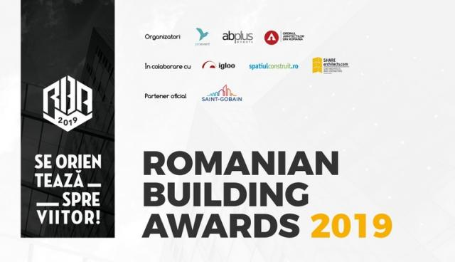 ROMANIAN BUILDING AWARDS 2019