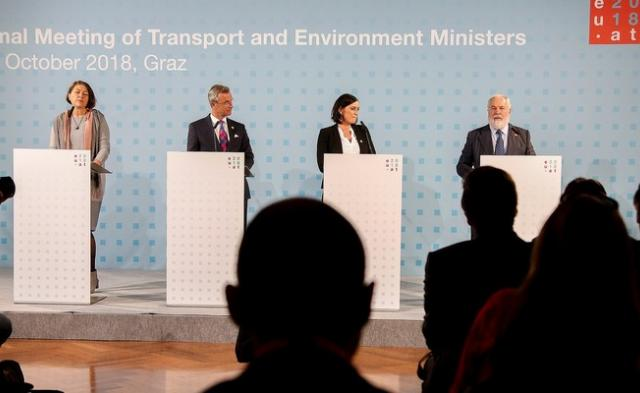 Informal meeting of transport ministers in Graz