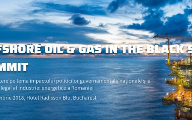 Offshore Oil & Gas in the Black Sea Summit 2018