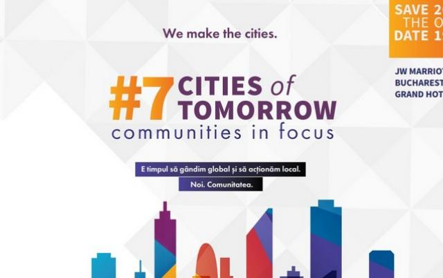 Conferinta Cities of Tomorrow 2019, editia 7