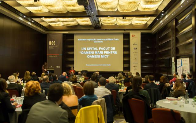 Building Health Bucharest International Forum 2019
