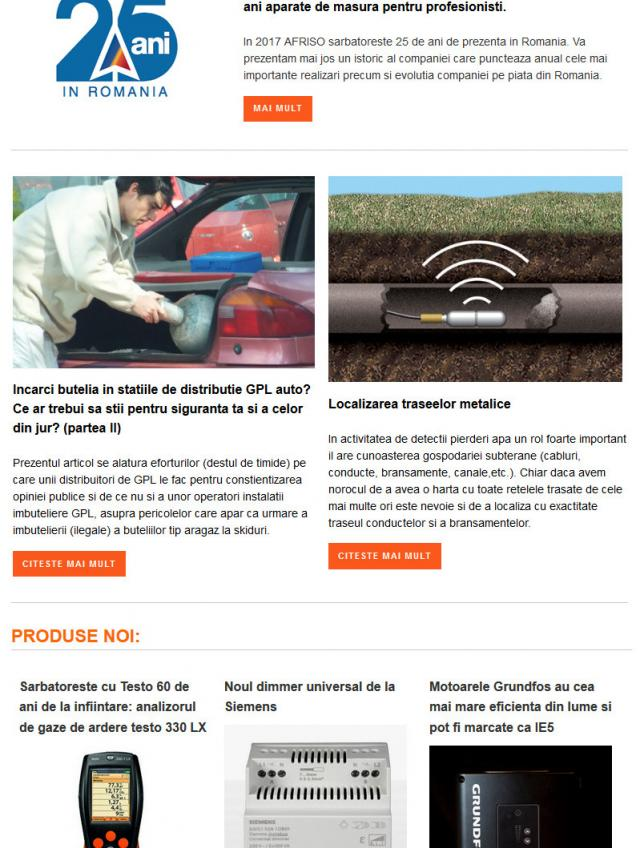 Newsletter InstalNews nr. 103, Februarie