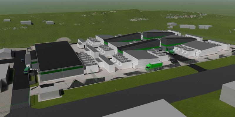 Schneider Electric, Green Mountain