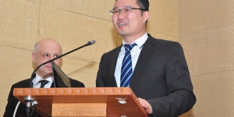 Shane Dong - Regional Director of East Europe, Overseas Business Department