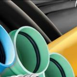 PVC-Hi has been the preferred material for low pressure gas